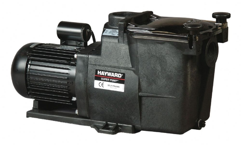 Hayward super pump 1 5hp three phase for Hayward super pump 1 5 hp motor